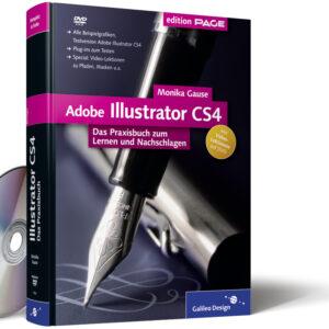 Adobe Illustrator CS4 – Lernen & Nachschlagen