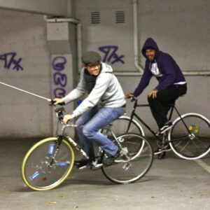 Bike Polo in Bielefeld
