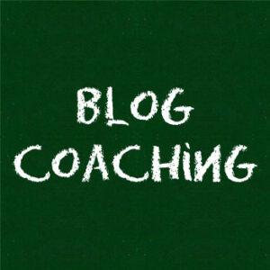 Blog Coaching – Tipps zum Blog-Betrieb