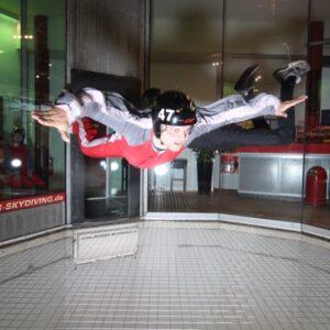 Bodyflying im Ruhrgebiet