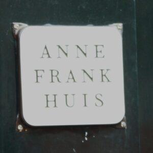 Der Besuch im Anne Frank Museum, Amsterdam