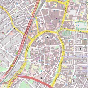 Die richtigen Karten fürs GPS Gerät