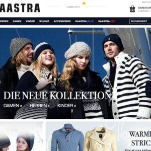 Gaastra-Onlineshop – Mode für Segler