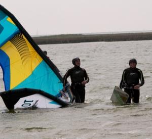 Kiteboarding Kurs Fehmarn