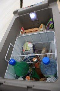 Kühlbox – Camping mit Lebensmitteln