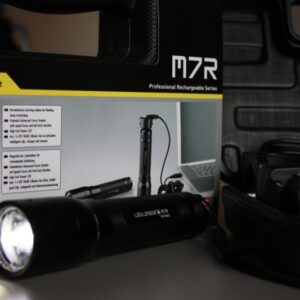 LED LENSER M7R – Intelligentes Licht