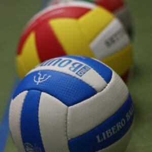 Libero- und Setterball