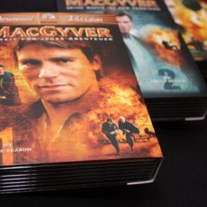 MacGyver 1-4