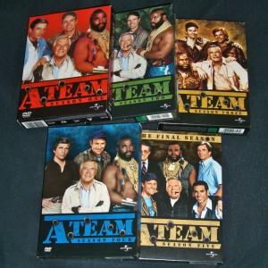 A-Team; Ein Klassiker unter allen Serien