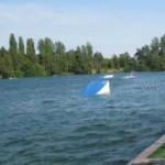 Wakeboarden am Lippesee / Paderborn