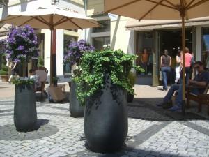 Sitzecke in Wertheim Village
