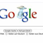 Rätselhaftes Phänomen – Google Doodle