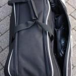 Tasche mit offenem Seitenfach (Schutzausrüstung)
