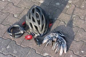 Fahrrad Ausrüstung
