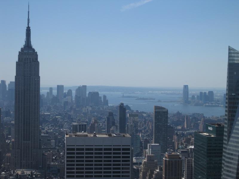 Von Thousand Islands Nach New York City