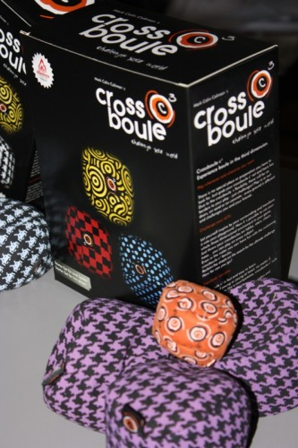Crossboule Bigbox (6 Bälle und 1 Zielball)