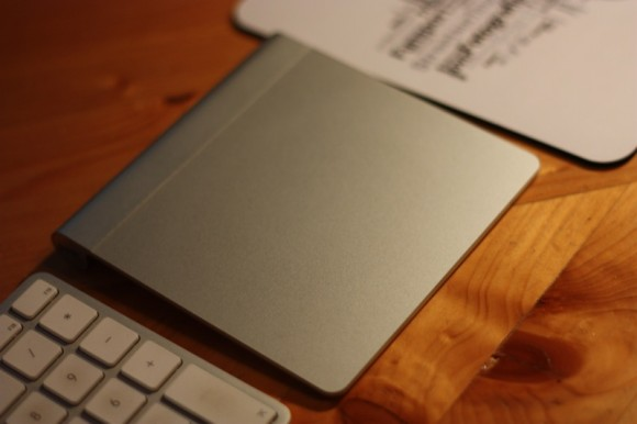 Das Apple Magic Trackpad