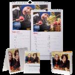 Fotokalender online gestalten