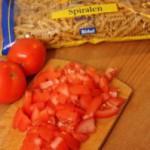 Pute mit Tomate Mozzarella
