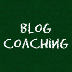Blog Coaching - Alles für den Blog