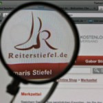 Reiterstiefel.de – Webseiten Check