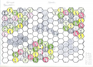 Spielplan Skizze