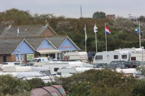 Rezeption und Supermarkt vom De Noordduinen