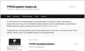 typo3.system-testen.de - Startseite