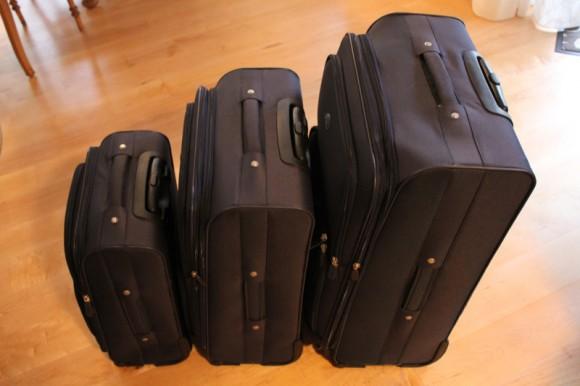 Die Koffergrößen