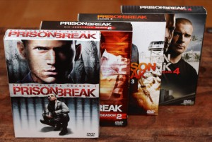 Prison Break: Staffel 1-4