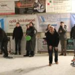 Firmeneislauf, Eisfussball & Co. in Steinhagen