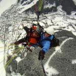 Paragliding in Zell am See / Österreich