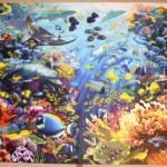 9.000 Teile Puzzle