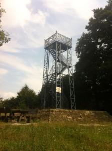 Sehenswürdigkeiten auf der Strecke: Eiserner Anton/Bismarckturm