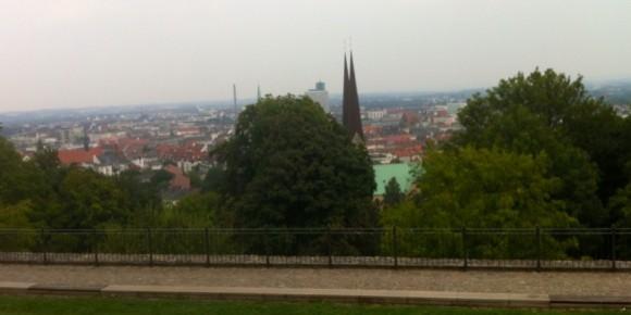 Stadt Bielefeld - endlich angekommen