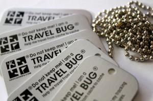 Travel Bugs fürs GEO Caching