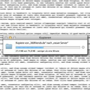 """Eine Webseite lässt sich """"einfach"""" kopieren..."""