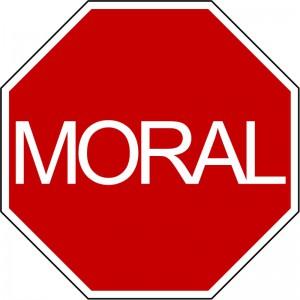 Blogger? Moral!