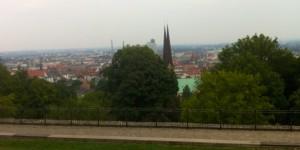 Bielefeld - Blick von der Sparrenburg