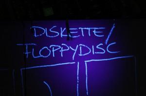 Diskette/Floppydisc