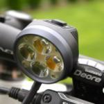Es werde Licht! 2.800 Lumen Radlampe im Test