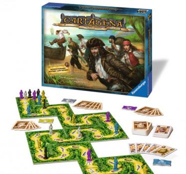 Cartagena - Das Spiel