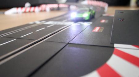 Carrera Pure Speed Digital 132 - Startbereich