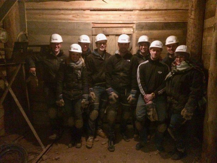 Holzminden Bergwerk Abschluss
