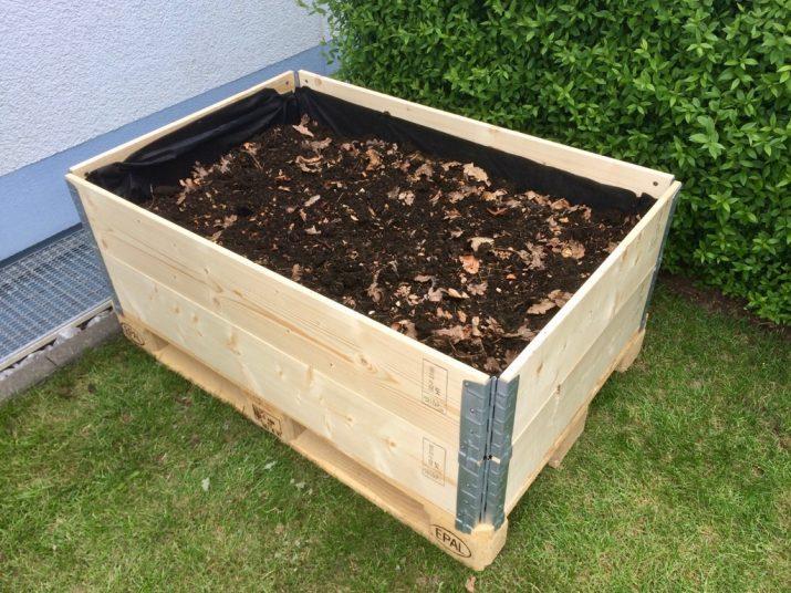 Hochbeet Kompost