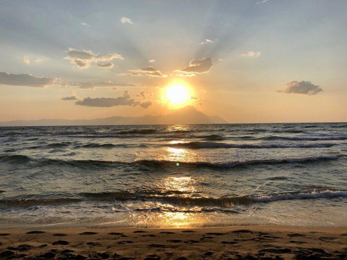 Sonnenaufgang Artos