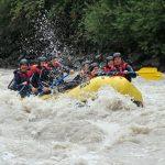 Rafting im Oberinntal
