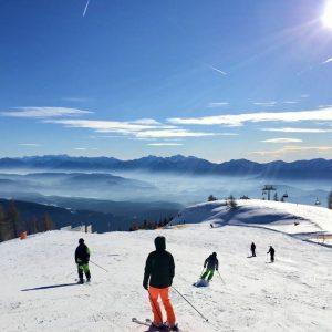 Gerlitzen Alpe – Über Silvester