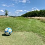 Fußballgolf in Detmold